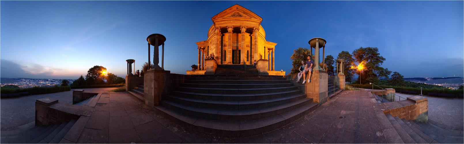Grabkapelle 360°