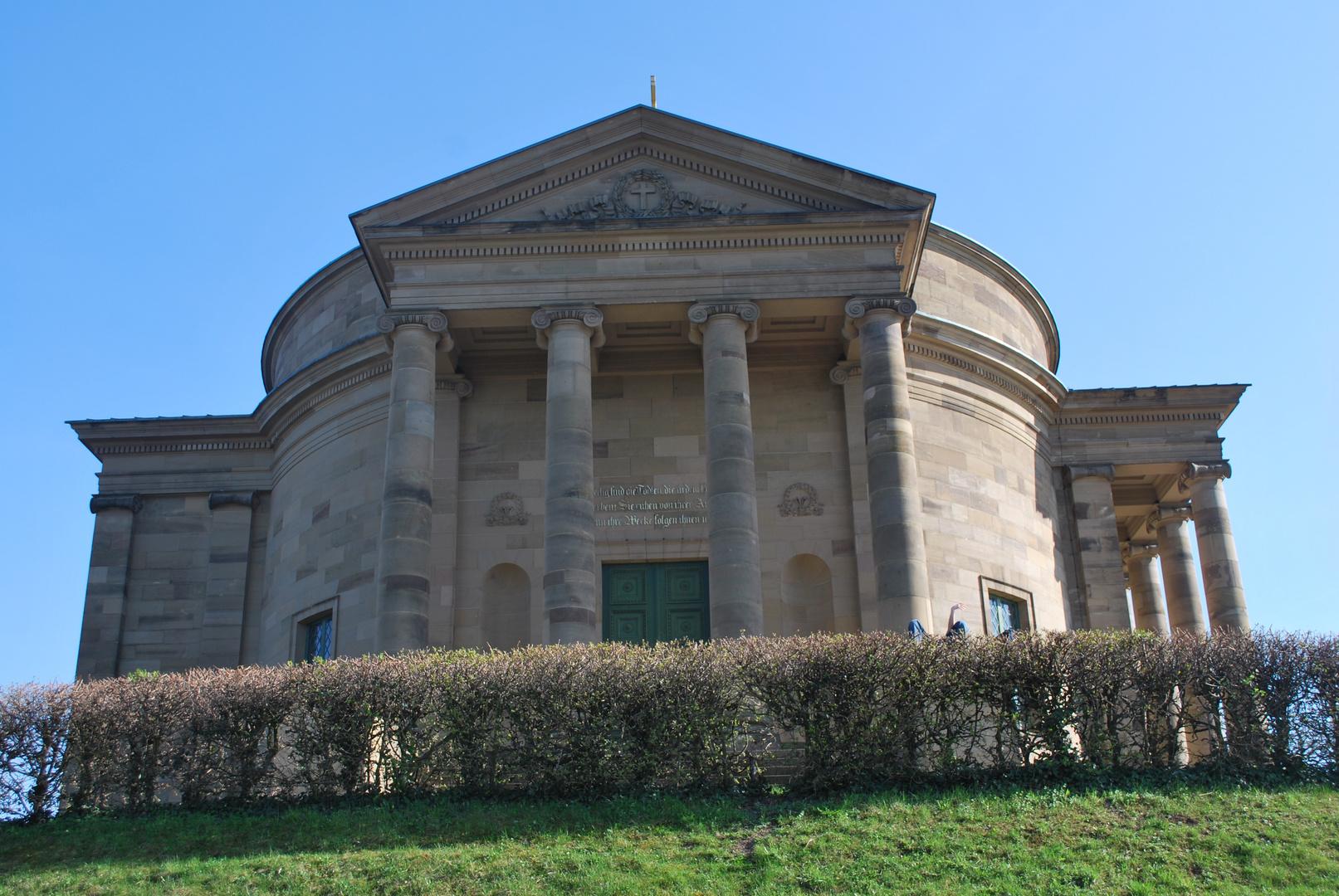Grabkapelle erbaut 1824