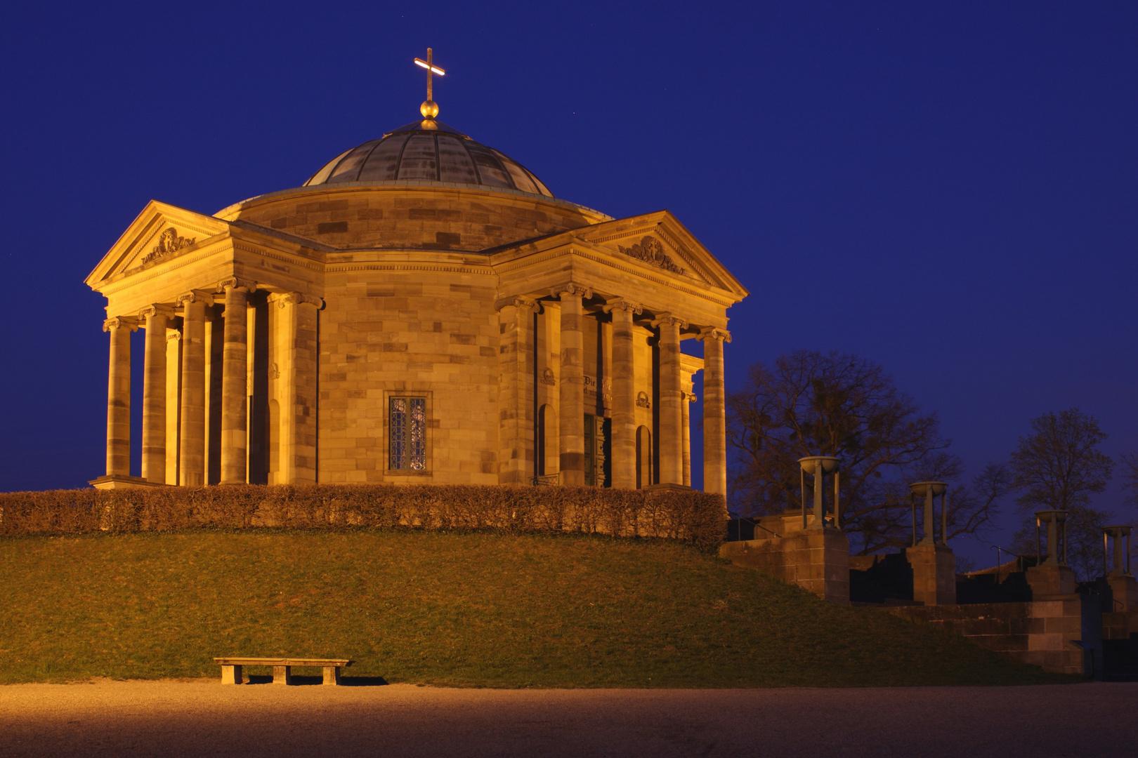 Grabkapelle Rotenberg bei Stuttgart