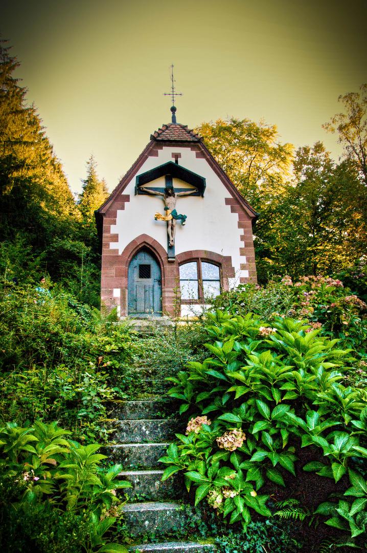 Grabmal des Heimatdichters Heinrich Hansjakob