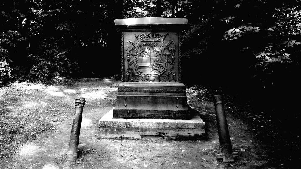 Grabmal - Johann Moritz von Nassau-Siegen in Kleve