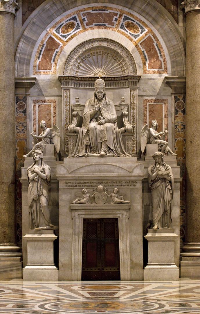 Grabmal Pius VII.