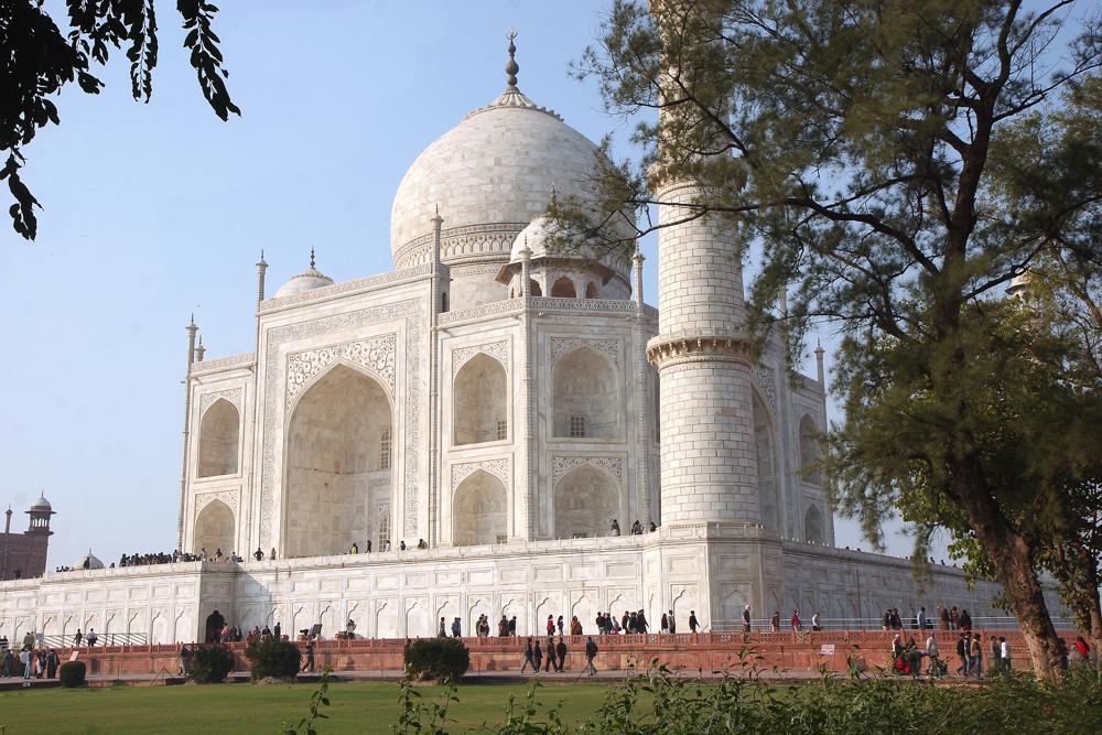 Grabmal Taj Manhal 2