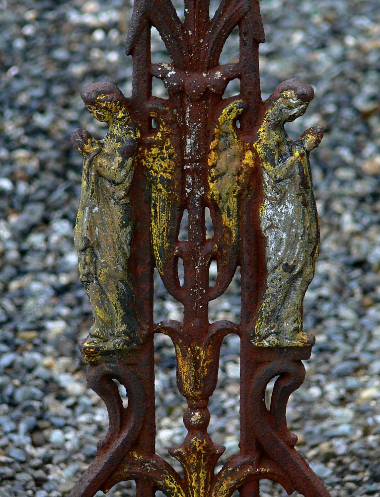 Grabmals-Detail