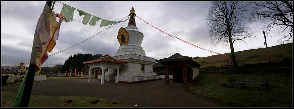 Grabstätte einiger Mönche