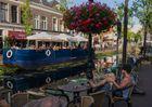 Grachtenansicht IX - Delft/Niederlande