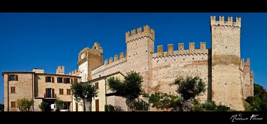 Gradara, il Castello