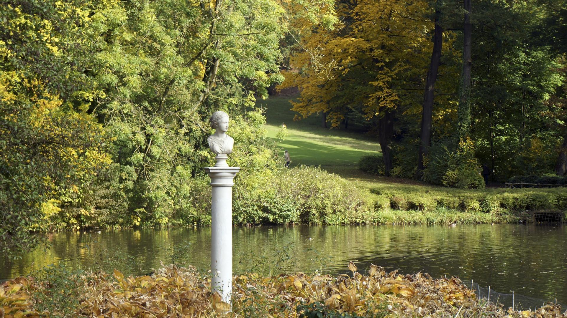 Gräflicher Park in Bad Driburg 3