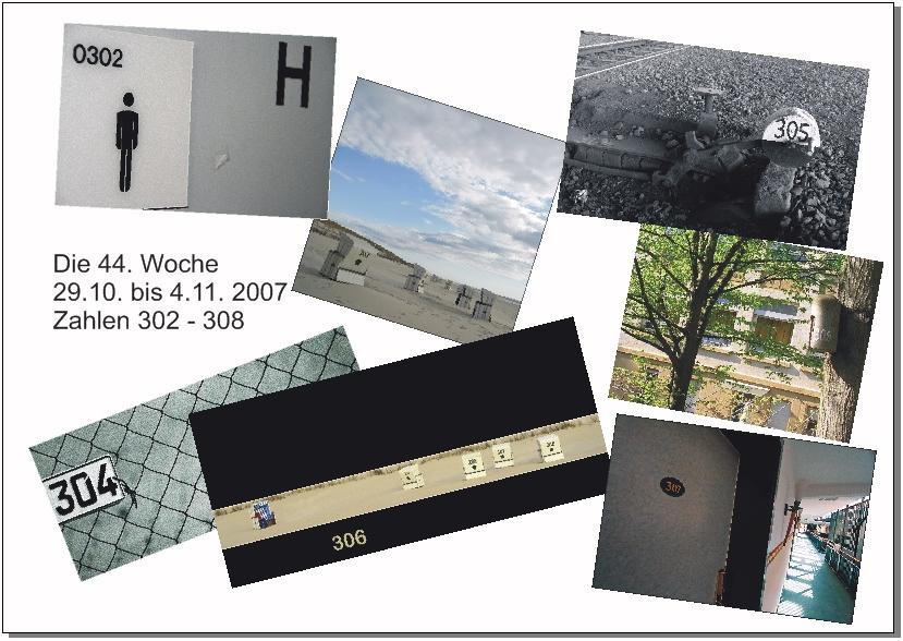 Graf-Zahl-Projekt 2007 - 44. Woche