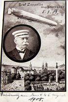 Graf Zeppelin 1908