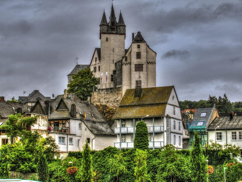 Grafenschloss Diez an der Lahn