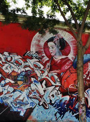 Graff 3 ( Paris )
