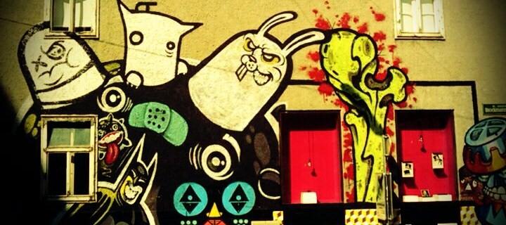 Graff in Graz