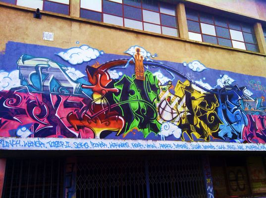 graff style