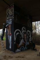Graffeurs et graffities