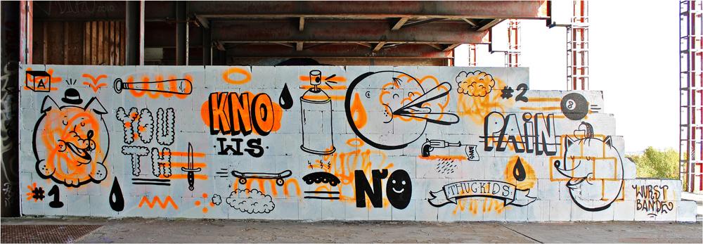 """"""" Graffiti """" ( 6 )"""
