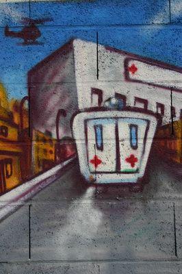 Graffiti-Ambulanz ...