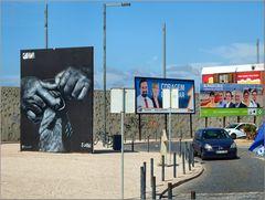 Graffiti and Posters