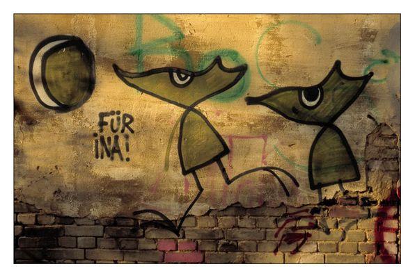 graffiti animalis #1
