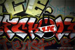 Graffiti aus Ehrenfeld ....
