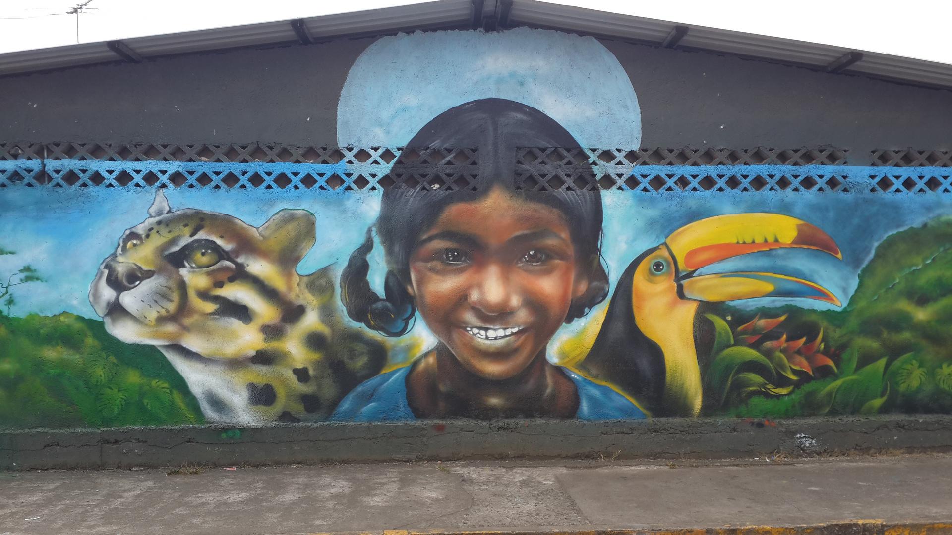Graffiti Costa Rica