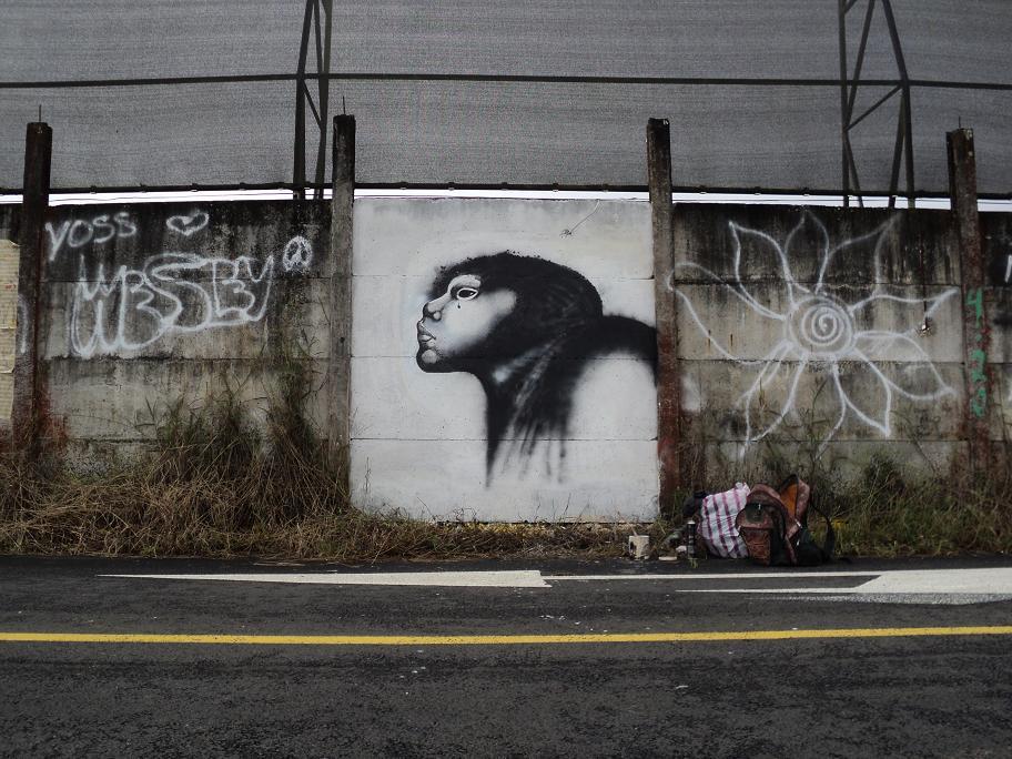 Graffiti Costa Rica , Roy, Graffiti, Costa Rica, San Ramon, street art