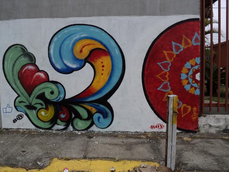 graffiti costa rica , Roy, Graffiti, Costa Rica, street art,