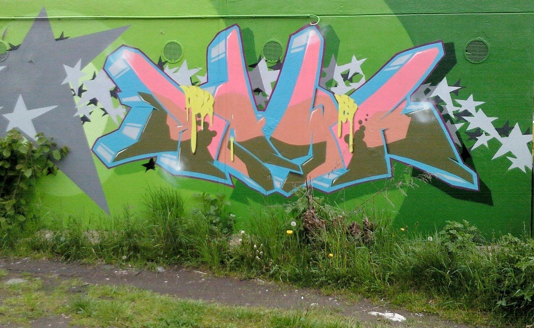 Dortmund Graffiti