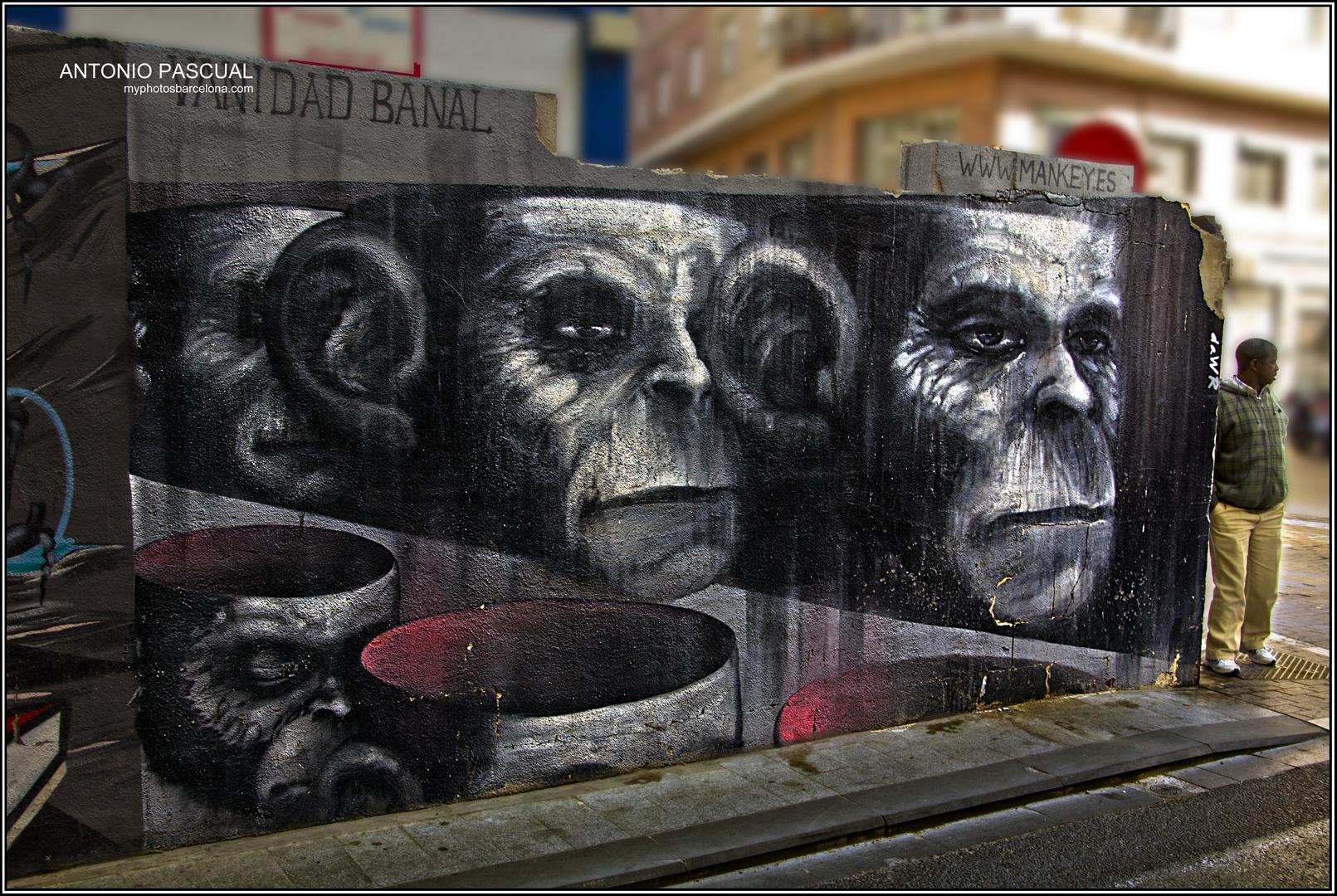 Graffiti en Valencia (2)