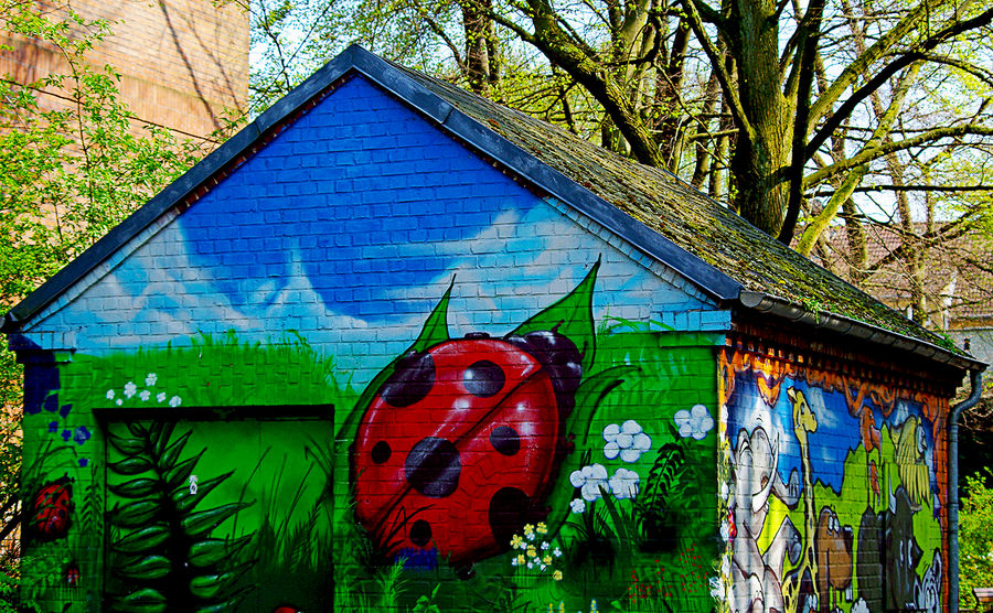 Graffiti Haus