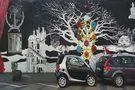 Graffiti in Köln von Günter Walther
