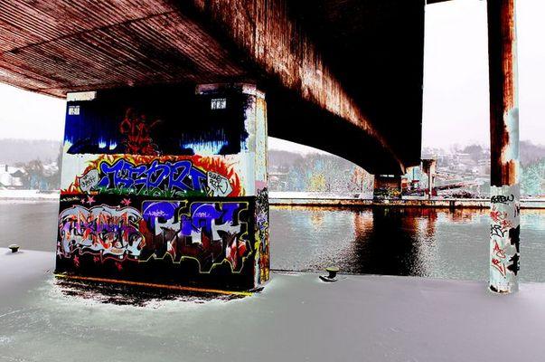 Graffiti in Regensburg
