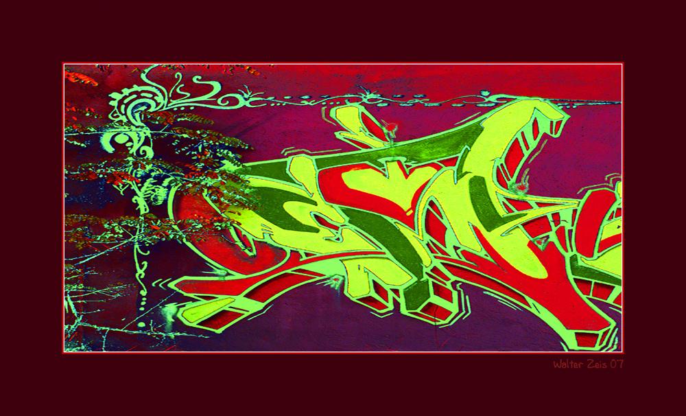 Graffiti-Interpretation