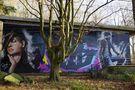 Graffiti - Kunst? Oder? von Lithografierer