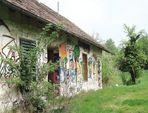 Graffiti meets Bauernstube