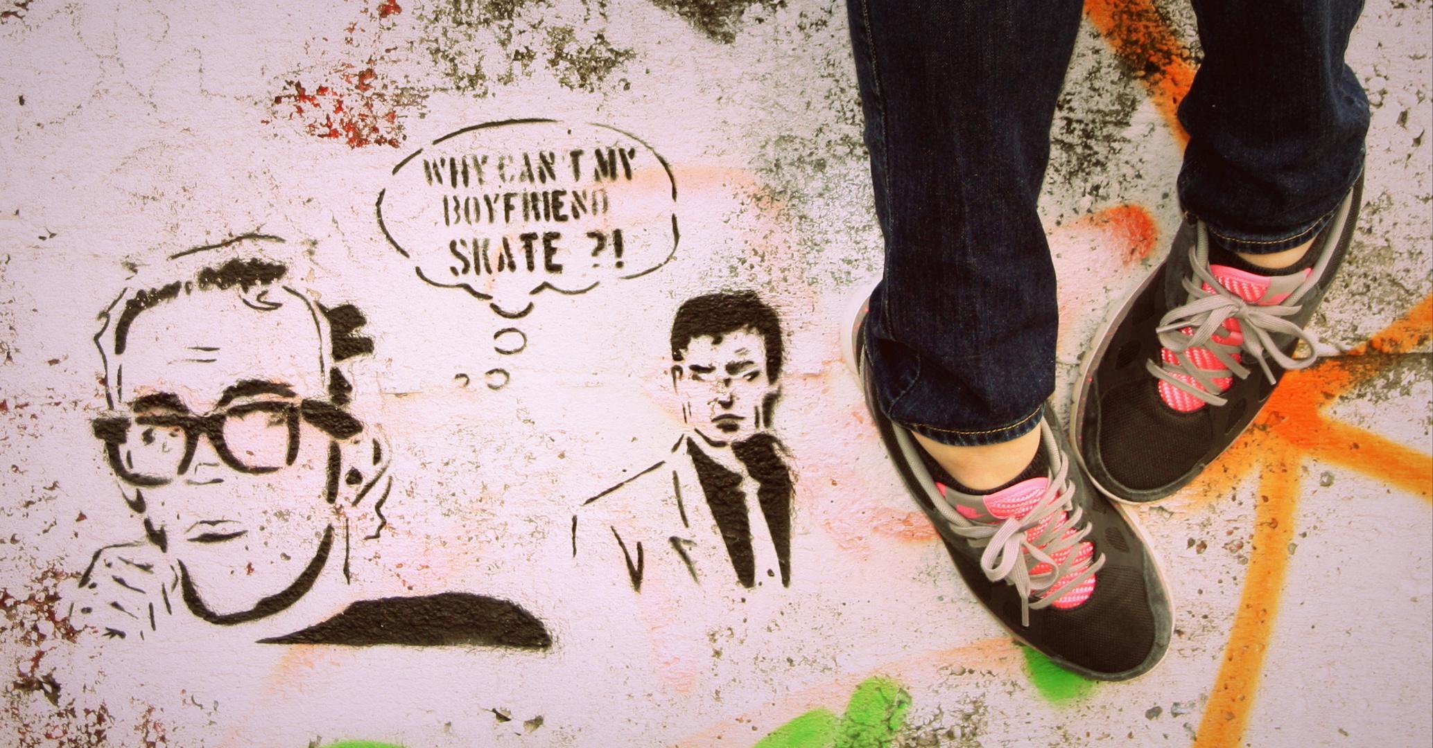 graffiti meets style