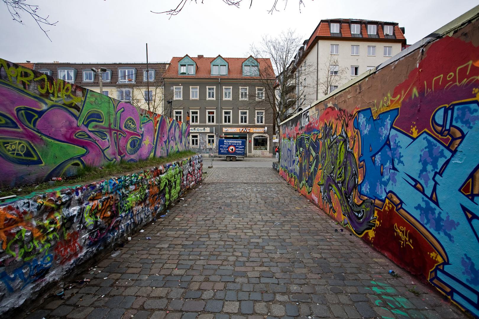 Graffiti No.1