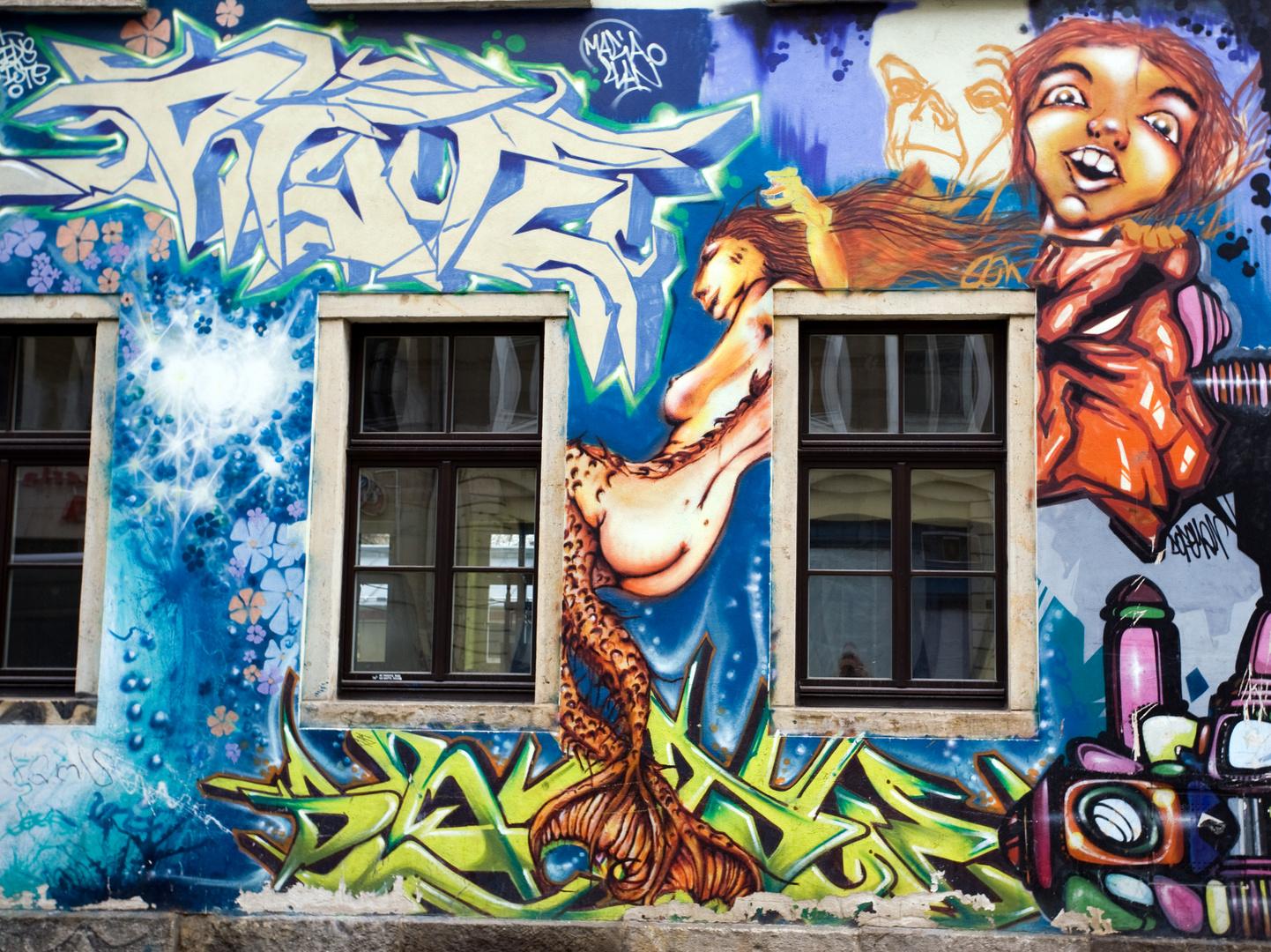 Graffiti No.6