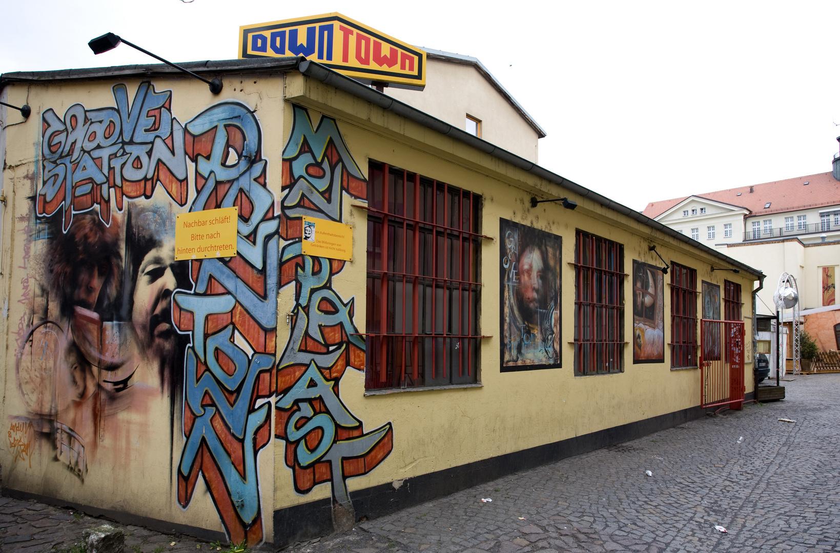 Graffiti No.8