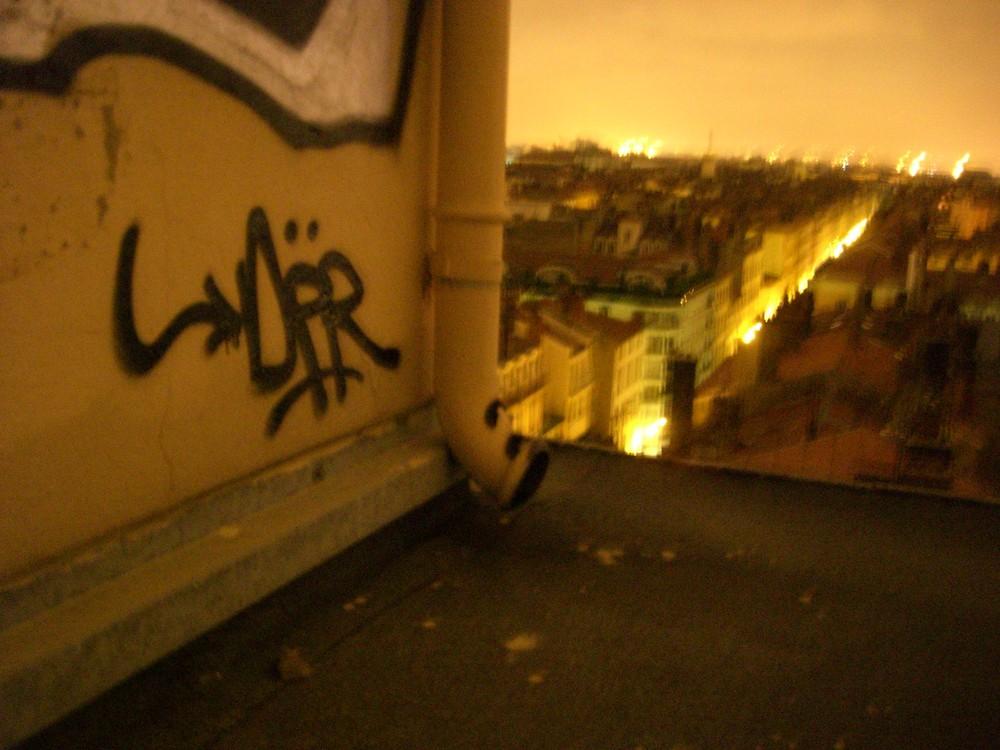Graffiti ohhh oui!