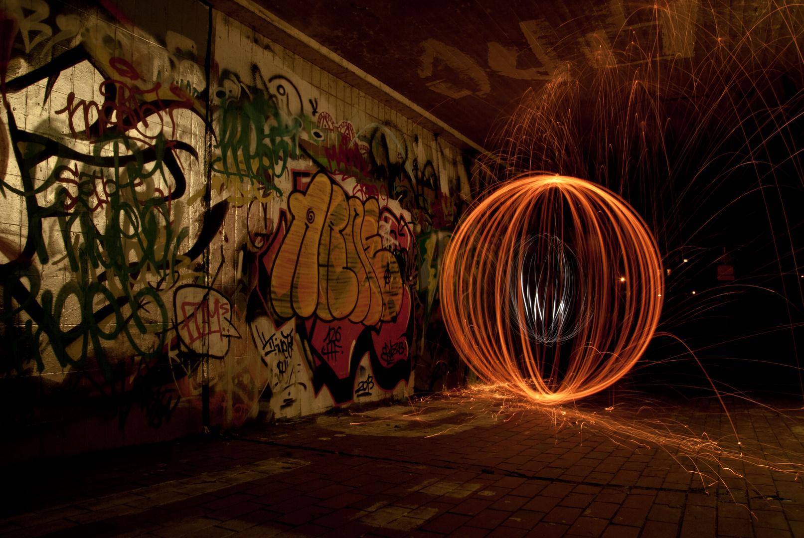 Graffiti Orb I