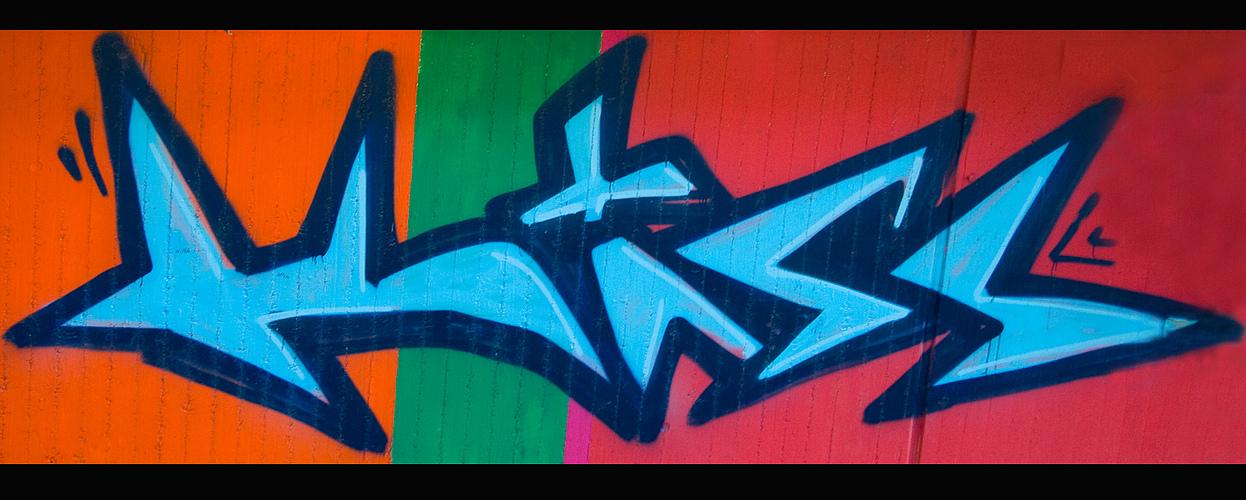 Graffiti Serie 8