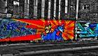 Graffiti sw - farbe