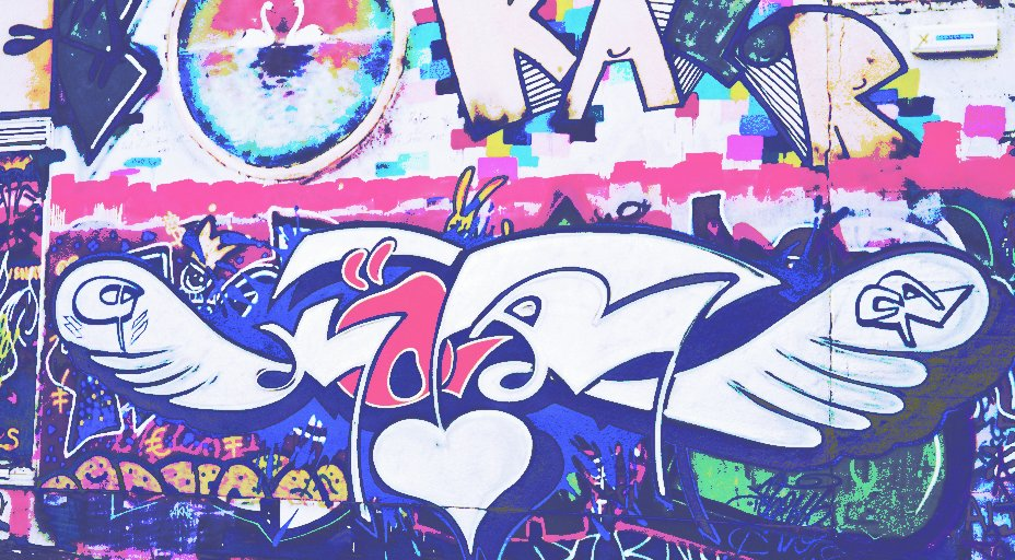 Graffiti Town II