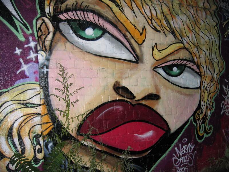 graffiti yaam beach club treptow foto bild deutschland europe berlin bilder auf. Black Bedroom Furniture Sets. Home Design Ideas