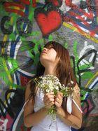Graffitis de coeur