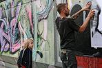 Graffito con supervisore