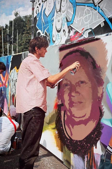 graffitti - fake or not...??