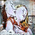 Graffitti. Kleines Kunstwerk....