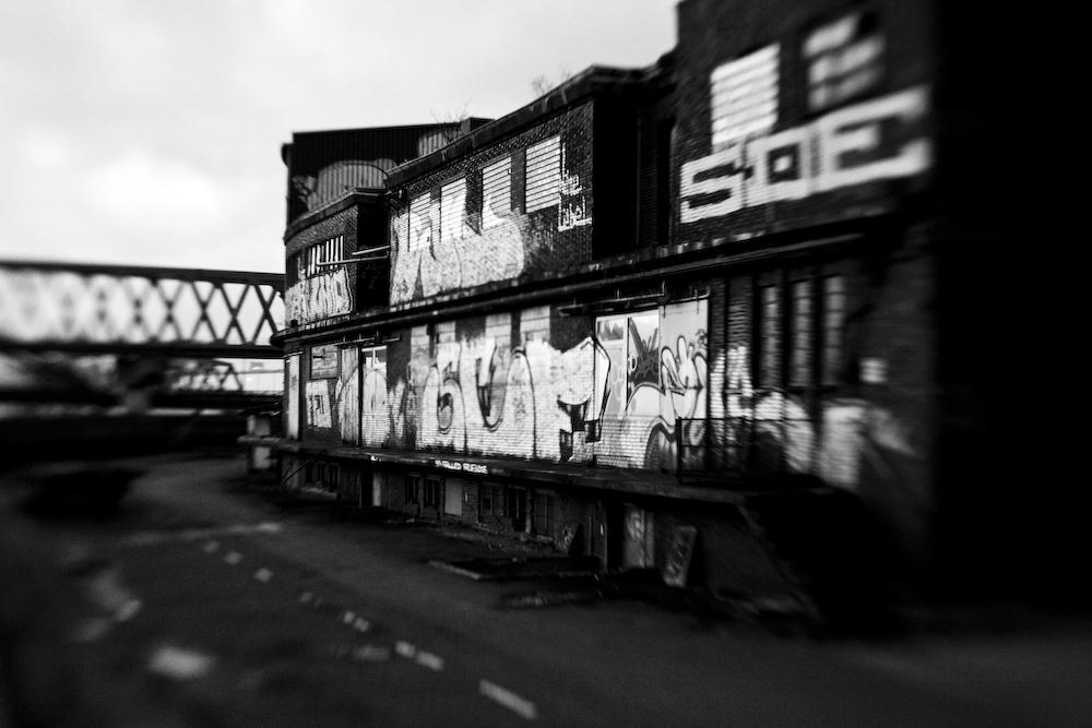 Graffitti-Lager II